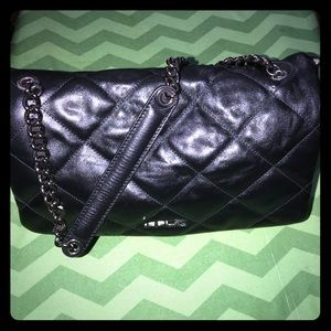 INNUE Vintage Quilted Classic Leather Bag